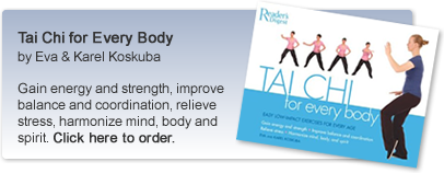 Tai Chi for Everybody - Buy the Book
